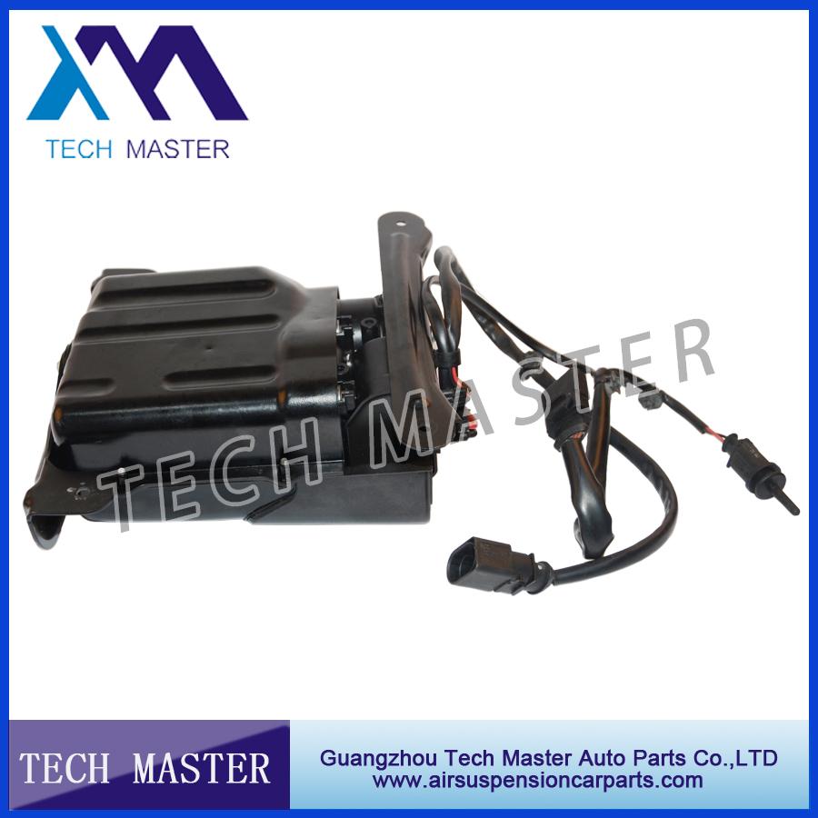 Air Ride Compressor Pump Air Suspension for Panamera OEM 97035815110 97035815109