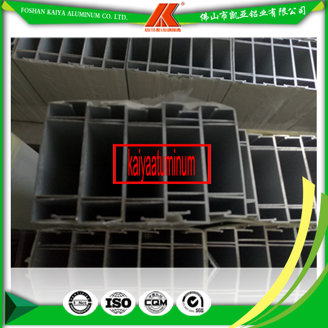 high quality u shape aluminum extrusion profiles