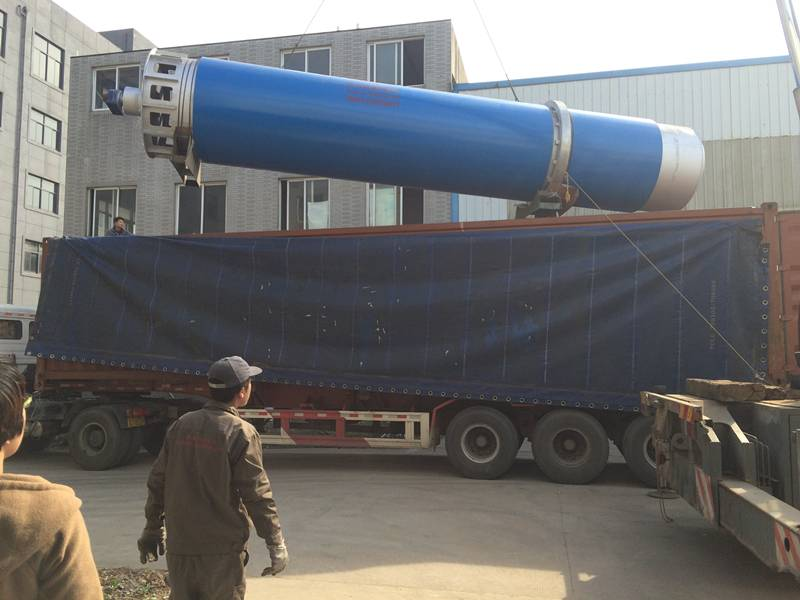 1-4t/h CE sawdust biomass rotary drum dryer
