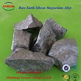 RE-Si-Mg ferroalloys