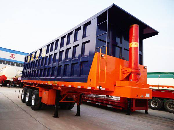 Heavy Duty Tri-axle Tipper Semi Truck Used Cars In South Africa