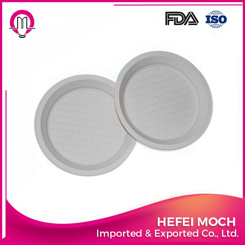 Provide China Eco-Friendly Disposable Plate with Competitive Prices