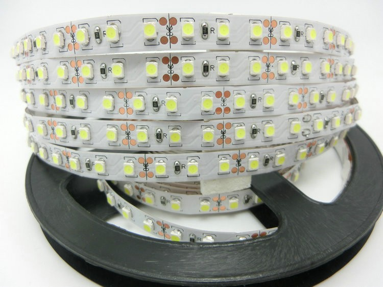 120 LED/m SMD3528 LED strip 12V flexible light NO-Waterproof ,White,Warm White,Cold White