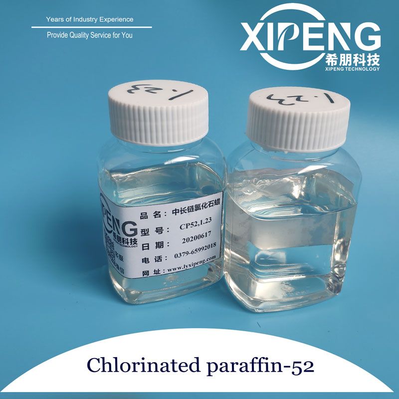 Chlorinated52% Chlorinated Paraffin 52/CP52 paraffin-52 as plasticizer