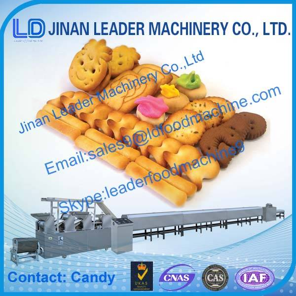 Automatic small biscuit cookies making machine shandong
