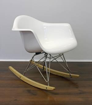 Eames Rocking Chair (RAR Rocker)