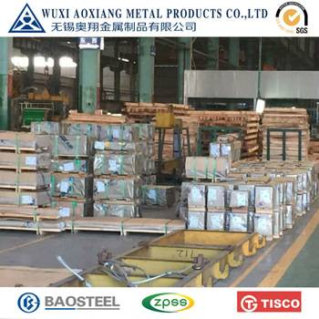 certificated 201/304/304L/321/316/316L/309/309S/310S/430/904L stainless steel sheet