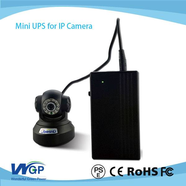 ip camera use rechargeable battery small mini backup ups 5v
