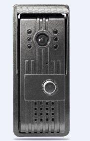 AlyBell WIFI Doorbell Wireless Video Talking Doorbell Free App for iOS & Android Phones