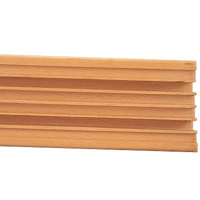 new model solid wood acoustic diffuser panel for guitar room