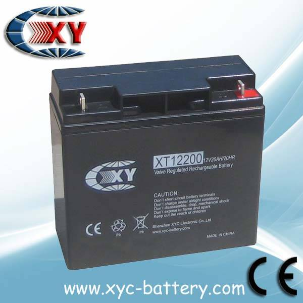 12V18AH  Maintenance free battery