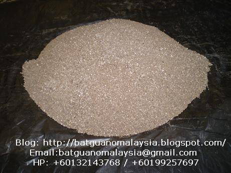 Organic Fertilizer Bat Guano Malaysia Supplier