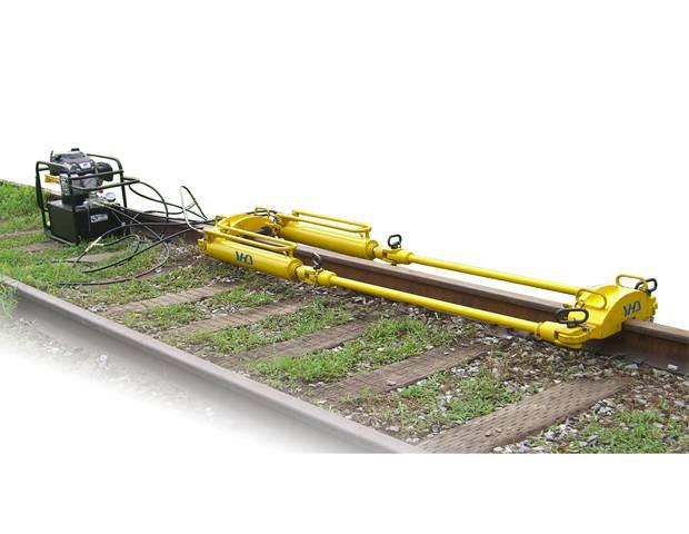 Hydraulic Rail Tensor / Stressor