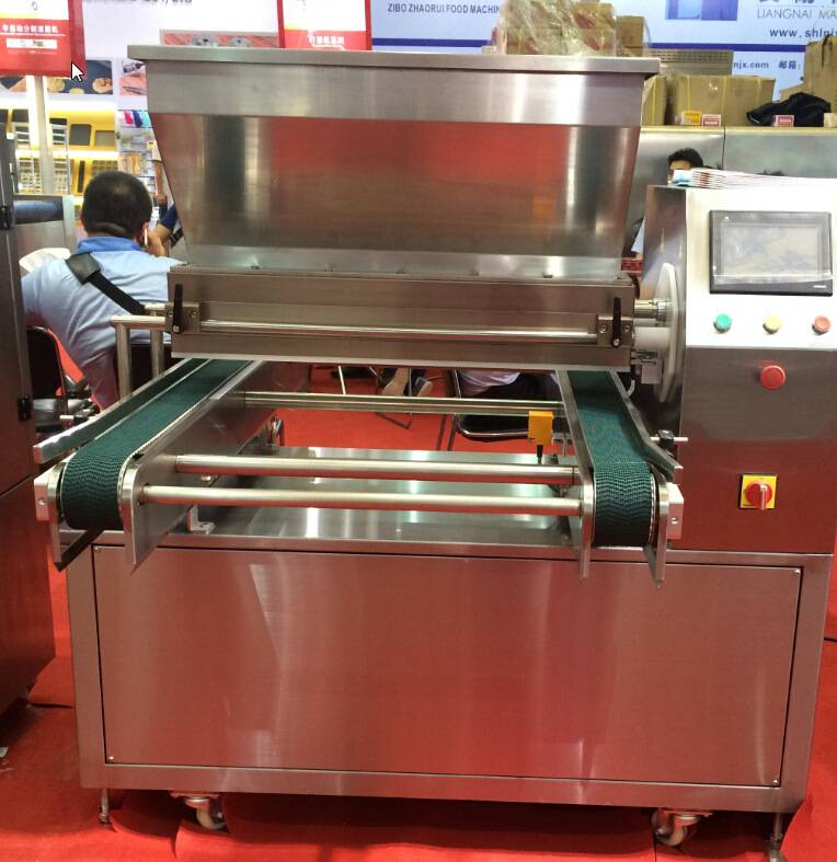 Twin Color Cookies And Biscuits Depositor Cookie Making Machine   SR-C600S