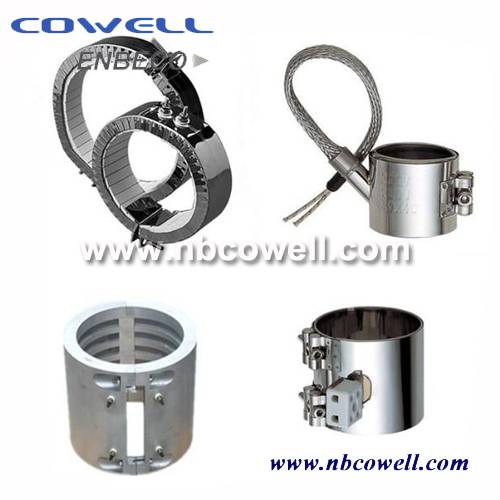 Stainless Steel Mica Heater Band