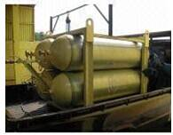 Type II CNG steel cylinder for CNG storage