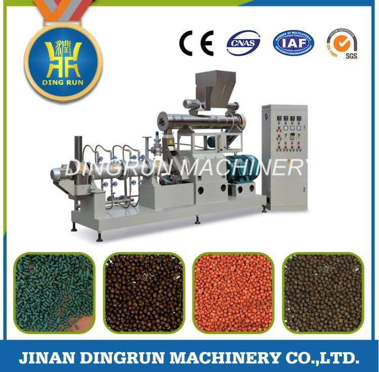 fish food pellet making machinery