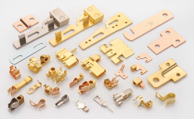 Brass Sheet Metal/ Stamping Parts