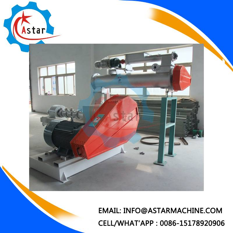 150-200kg/H Animal Feed Machinery|Fish Feed Pellet Mill