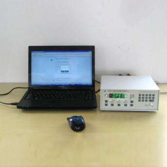 JG2511C multi-function digital switch contactor resistance tester
