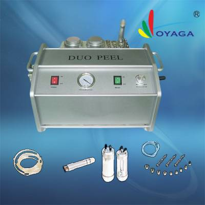 2 in1 Crystal Diamond Microdermabrasion beauty equipment/beauty machines/beauty products in salon&pe