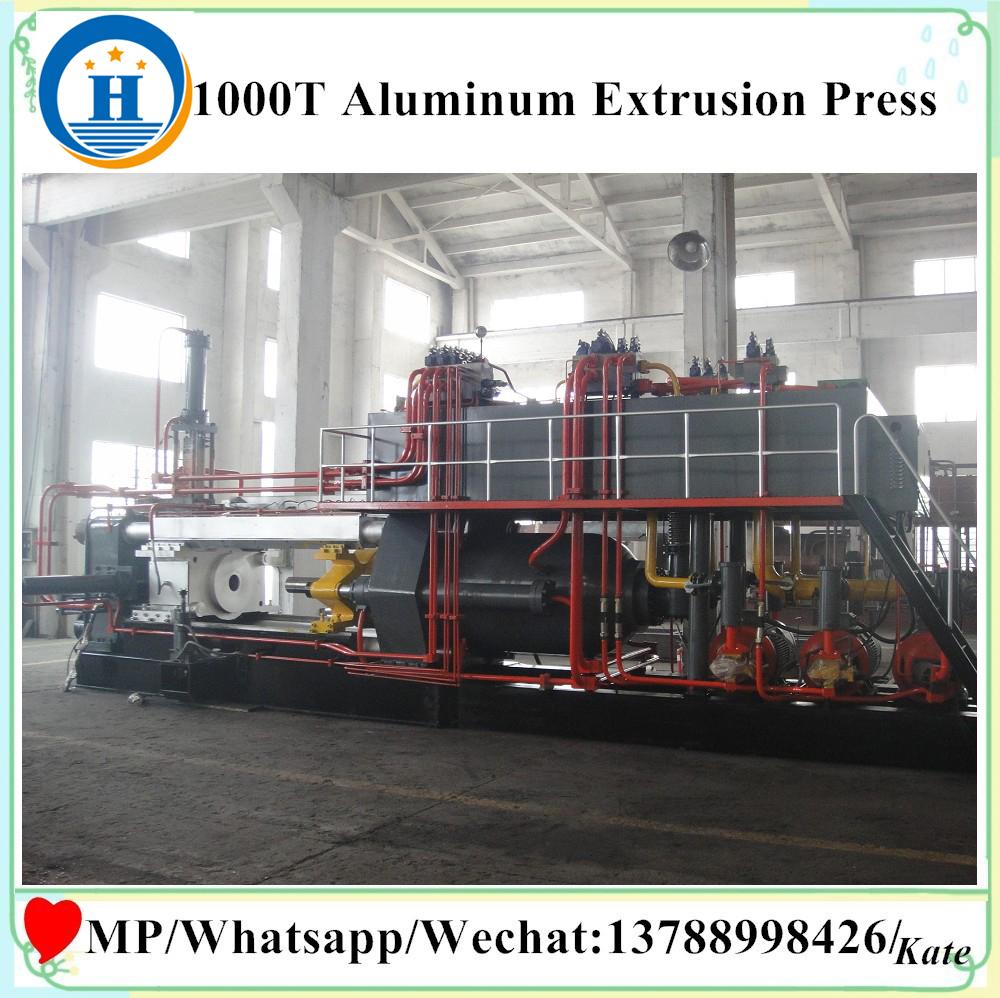 hydraulic press machine aluminum