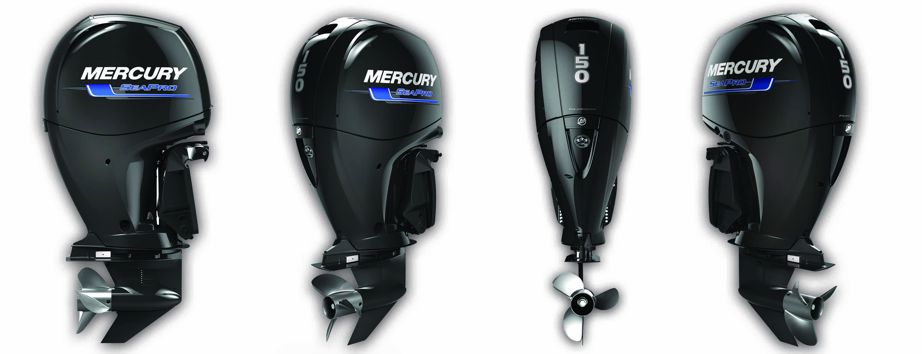 Mercury 150hp Sea Pro outboard engine for Sale