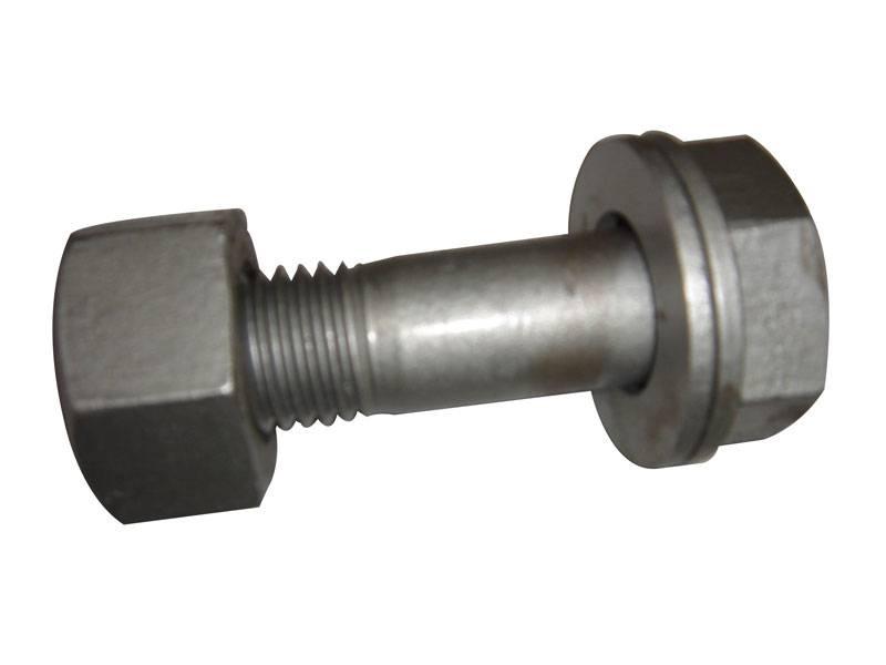 ASTM a325 a490 a563 f436 structural bolt set