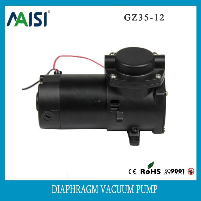 12v/24v mini oilless diaphragm vacuum pump