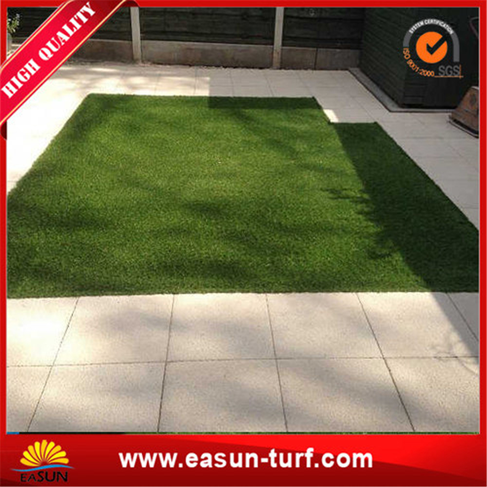 Natural Looking anti-UV landscape garden synthetic grass turf-ML