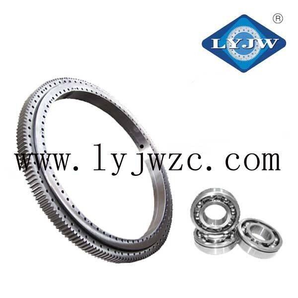 good performance 110.40.2000.12 tower crane slewing bearing, slewing ring bearing, roller bearing