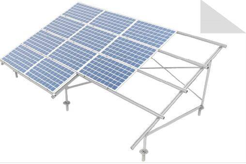RN Ground Solar Mounting System