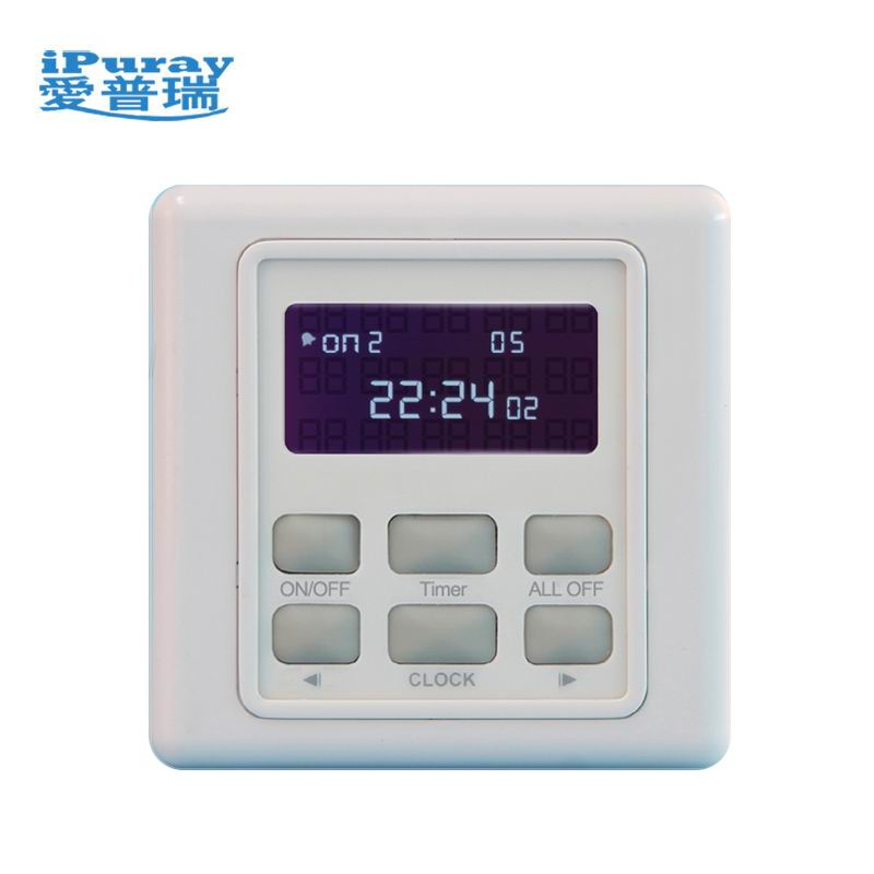Digital display Cycle Settings Timer Switch