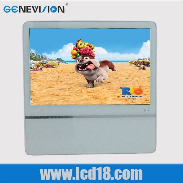 Best quality with cheap price 19 inch wall mounted advertising player