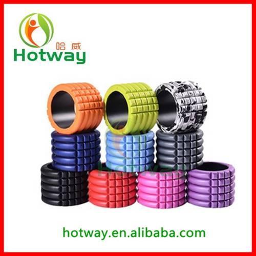 New Design Portable Foam Roller Mini Foam Roller for Deep Massage Yoga Pilate Foam Roller High Densi
