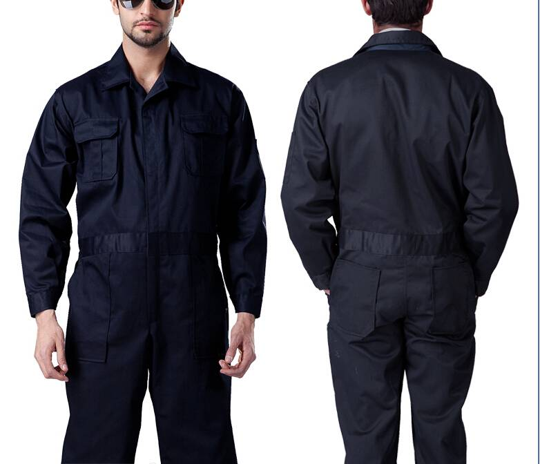 Heavy duty work coverall