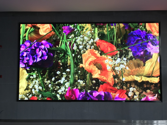 Hatress p2.5 indoor full color led display