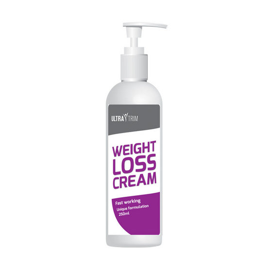 Ultra Trim, Weight Loss Cream