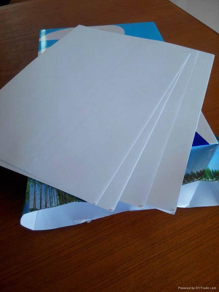 80gsm white A4 copy paper, photocopy paper, office paper