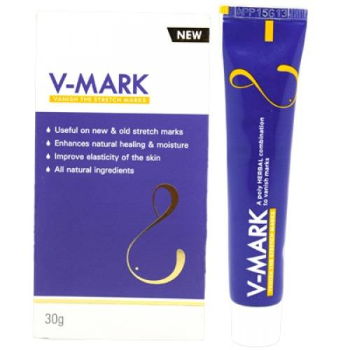V-Mark (herbal remedy to cure the stretch marks)