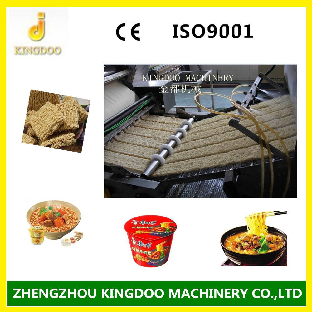 Factory Produced Maggi Noodle Machine with High Capacity