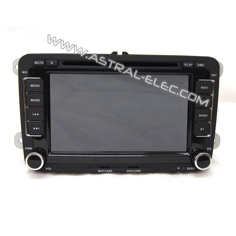 Android VW Sagitar/Magotan/Tiguan/Polo/Eos/Rapid 2 Din Car DVD/GPS/TV/BT/Radio/Video/Audio Media Pla