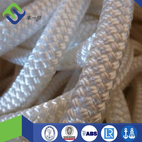16mm polyester braided rope made in China