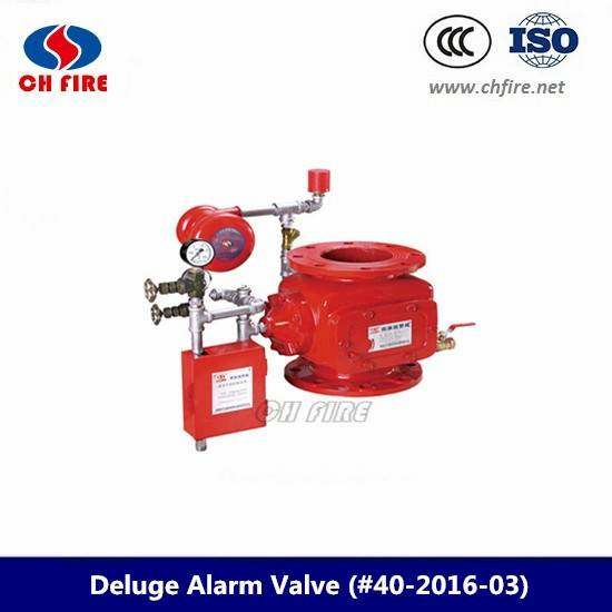 ZSFG Lever-type deluge alarm valve outdoor fire alarm system
