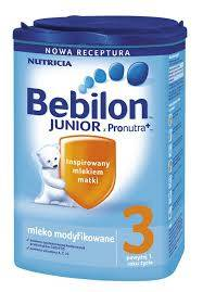 Nutricia Bebilon Junior 3 with Pronutra+ Growing Up milk 1200g Baby Milk Powder