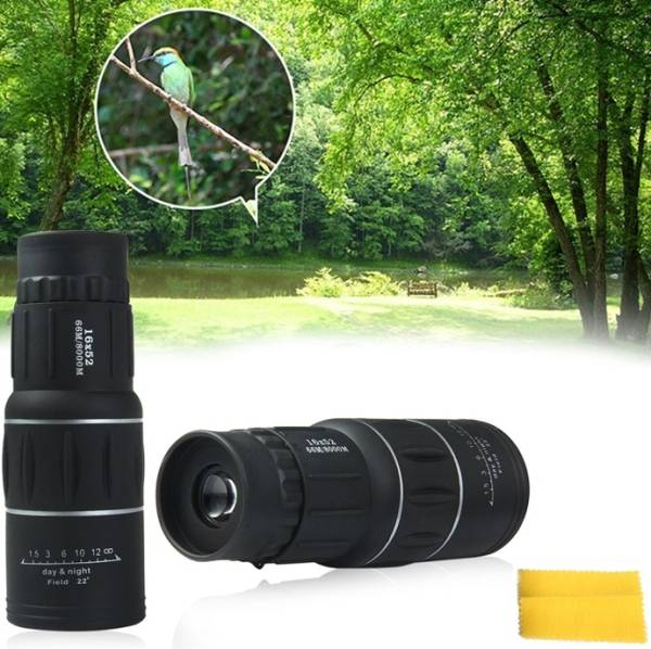 Dual Focus 16x52 Golf Scope