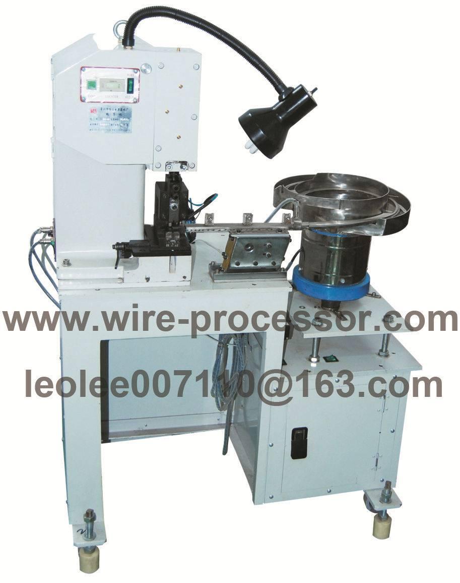 BW-2T-A Vibrating plate terminal crimping machine