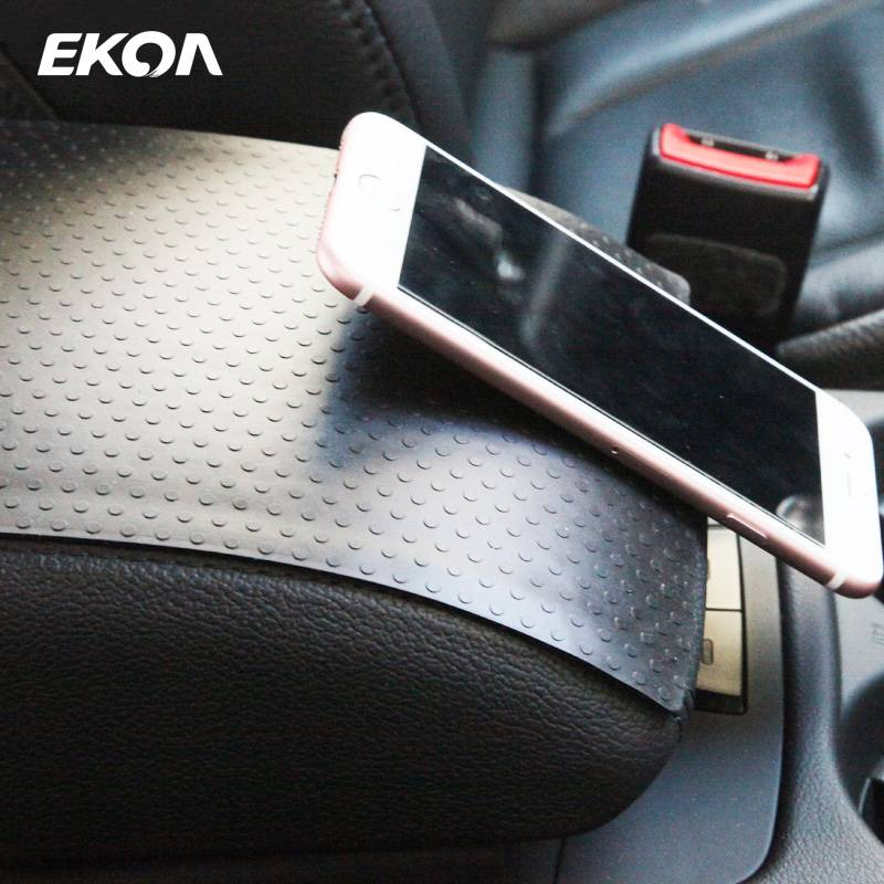 EKOA Brand EK-150 Silicone Anti Non Slip pad Dash Dashboard Mat Phone Holder Non Slip Mat Car