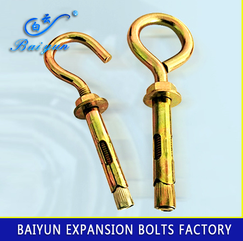 Hook Bolt Sleeve Anchor & Eye Bolt Sleeve Anchor