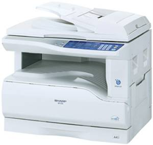 SHARP 5316 PHOTO COPIER & FAX MACHNES